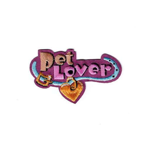 GSNI Pet Lover Fun Patch