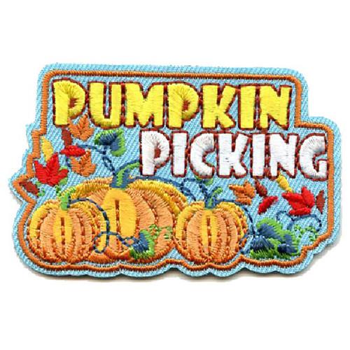 GSNI Pumpkin Picking Fun Patch