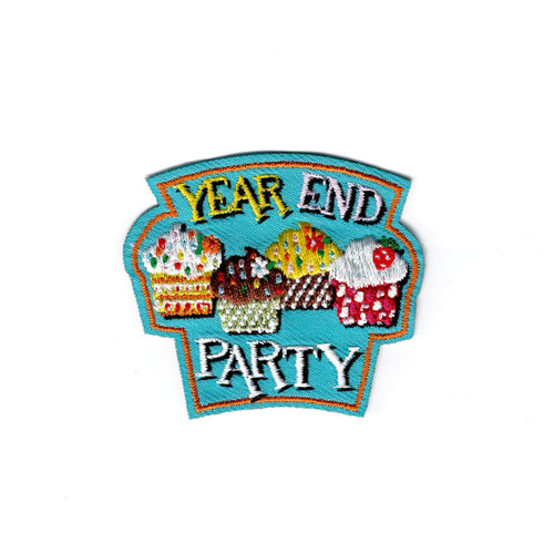 GSNI Year End Party Fun Patch
