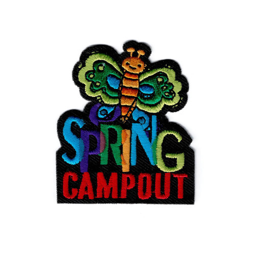 GSNI Spring Campout Fun Patch