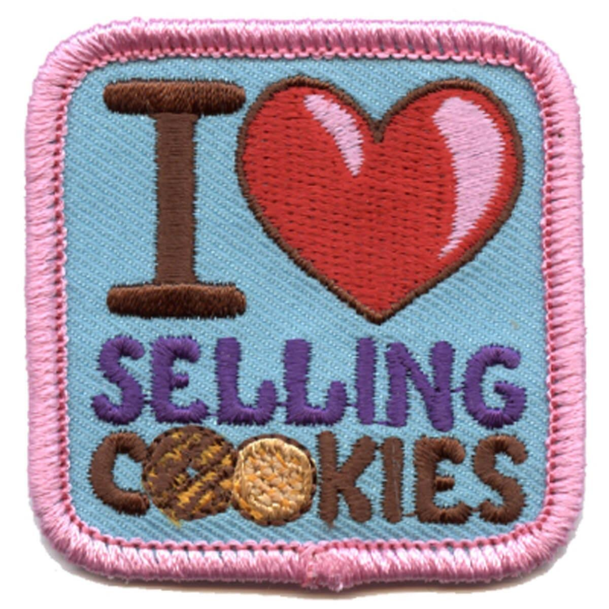 GSNI I <3 Selling Cookies