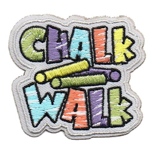 GSNI Chalk Walk Fun Patch