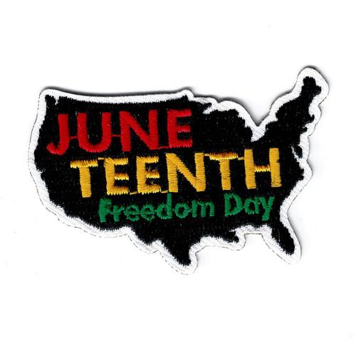 GSNI June Teenth Fun Patch