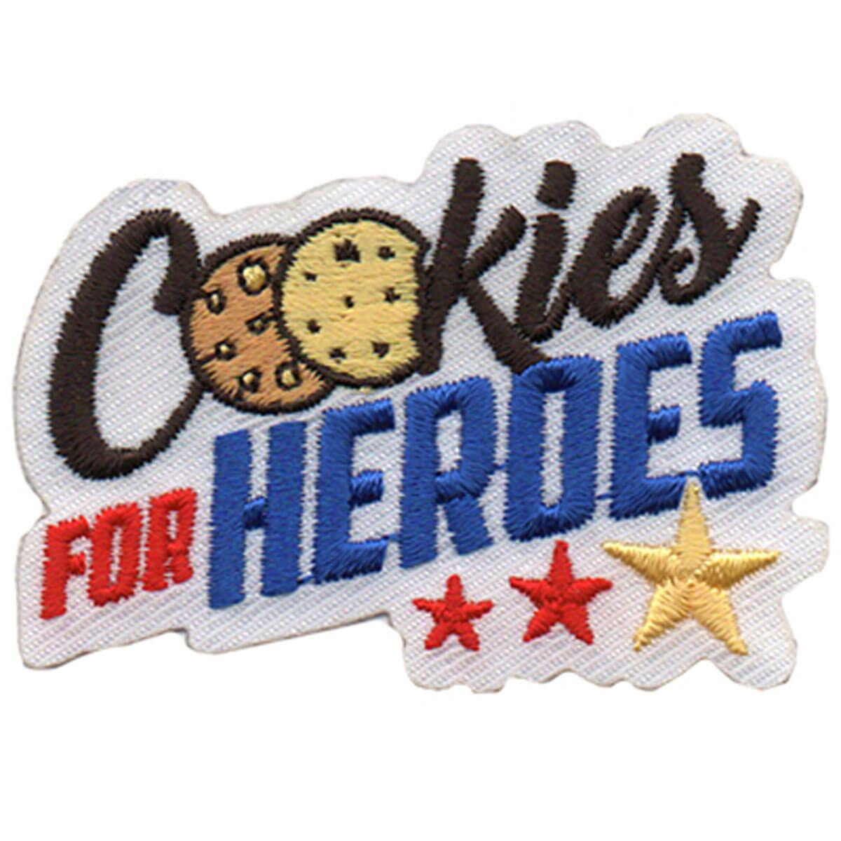 GSNI Cookies for Heros