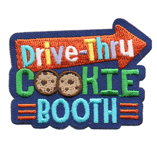 GSNI Drive Thru Cookie Booth