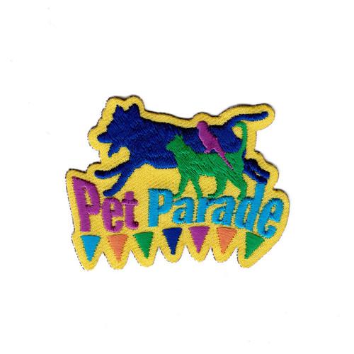 GSNI Pet Parade Fun Patch