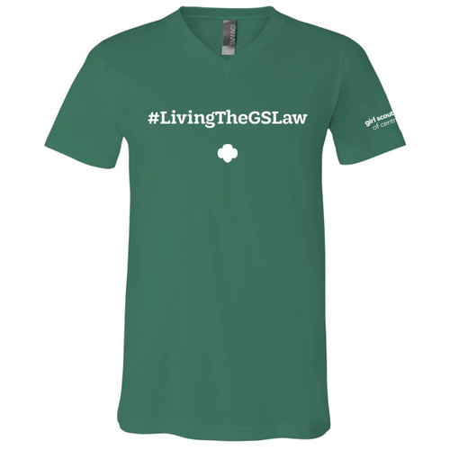 GSCI #Living the Law Tee