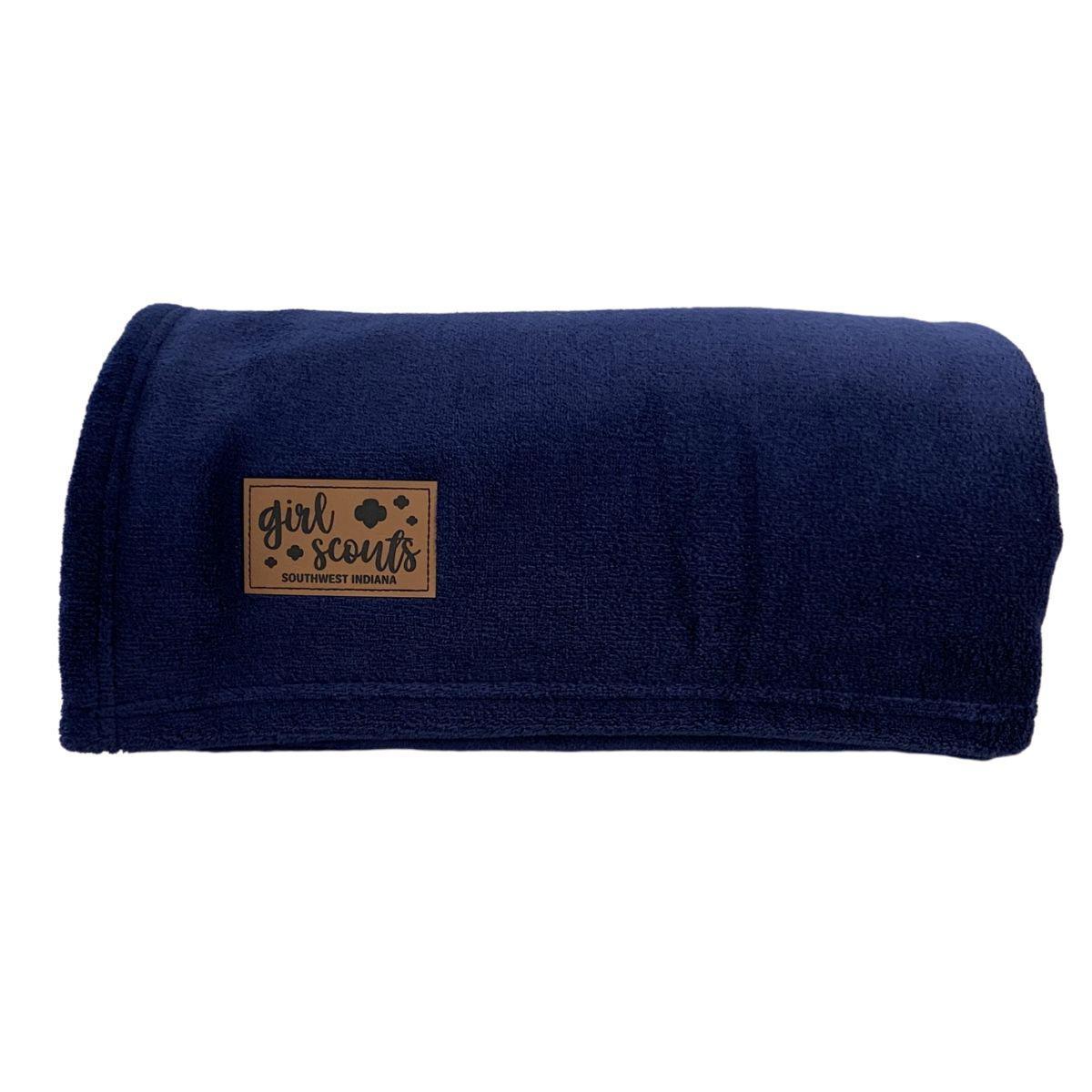 GSSI Plush Blanket
