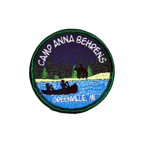 GSMISTS Camp Anna Behrens Fun Patch