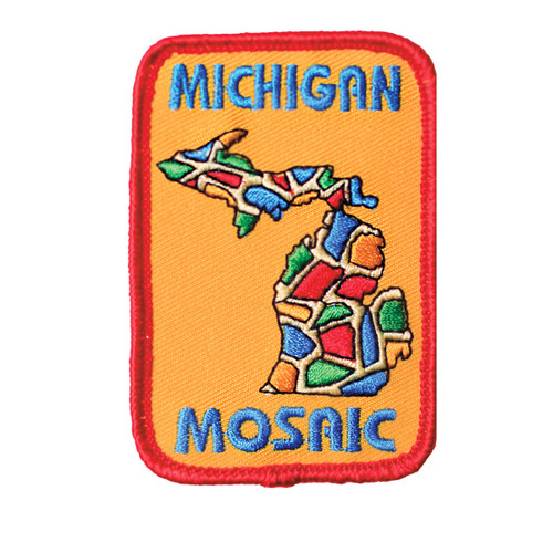 GSHOM Michigan Mosaic Patch
