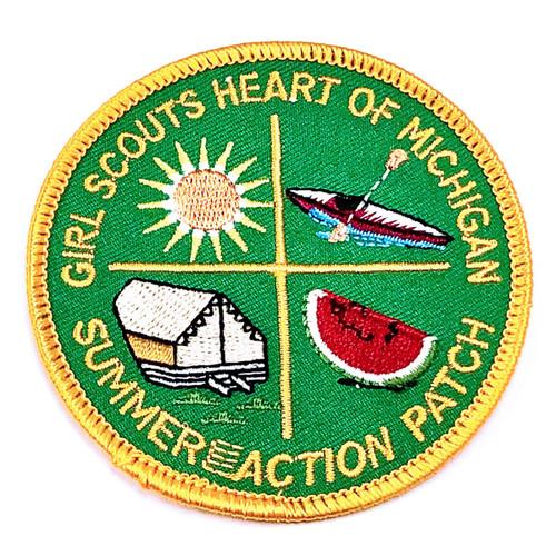 GSHOM Summer Action Patch
