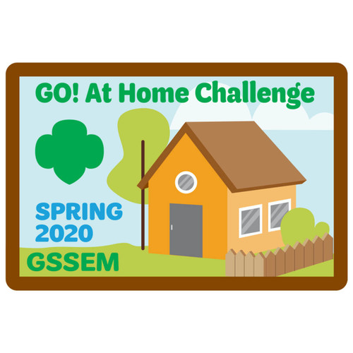 GSSEM GO! at Home Challenge - Sprin