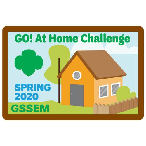 GSSEM GO! at Home Challenge - Sprin