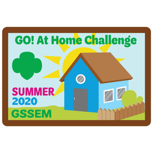 GSSEM GO! at Home Challenge - Summe