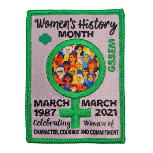 GSSEM Women's History Month