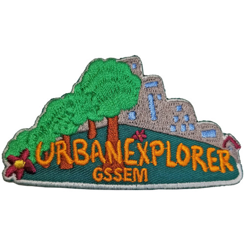 GSSEM Urban Explorer Patch Program
