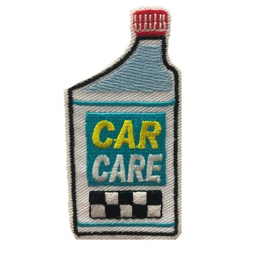 GSMWLP Car Care Fun Patch