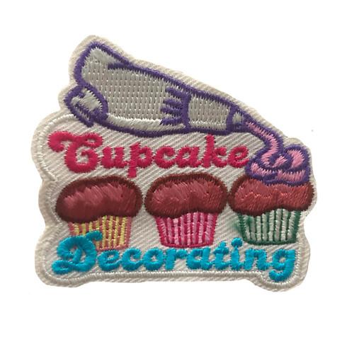 GSMWLP Cupcake Decorating Fun Patch
