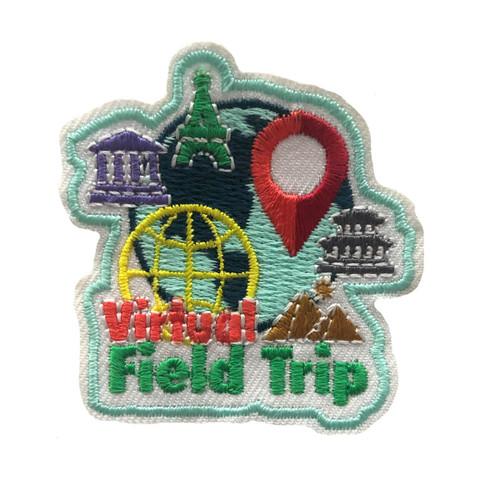 GSMWLP Virtual Field Trip Fun Patch