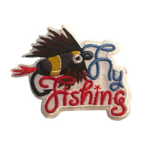 GSMWLP Fly Fishing Fun Patch