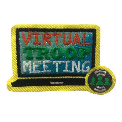GSMWLP Virtual Troop Meeting Fun Pa