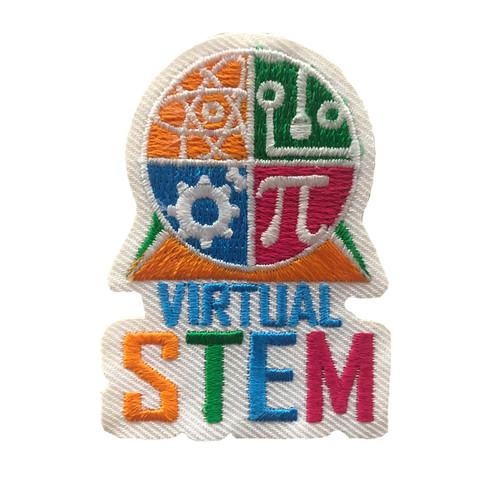 GSMWLP Virtual STEM Fun Patch