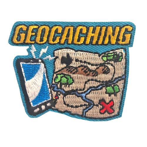 GSMWLP Geocaching Fun Patch