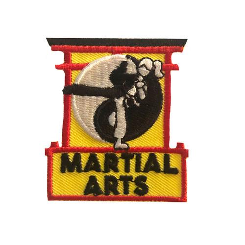 GSMWLP Martial Arts Fun Patch