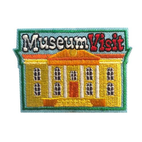GSMWLP Museum Visit Patch
