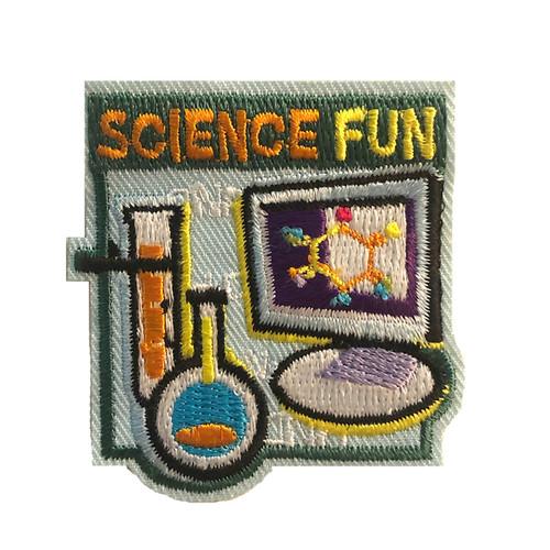 GSMWLP Science Fun Fun Patch