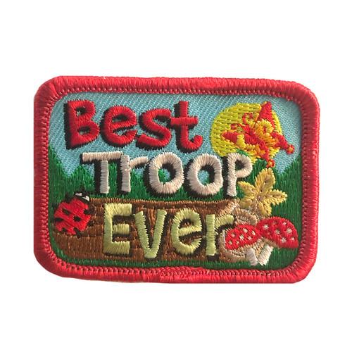 GSMWLP Best Troop Fun Patch