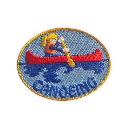 GSMWLP Canoeing Fun Patch