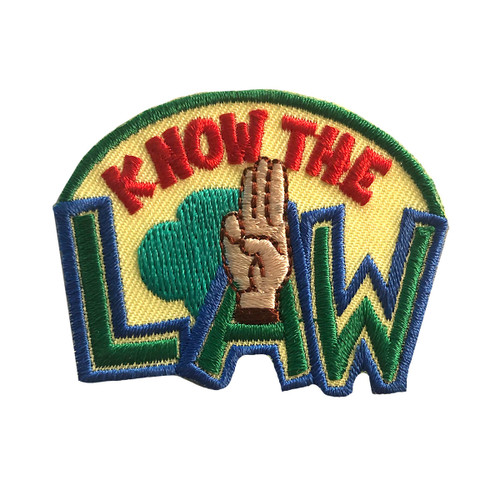 GSMWLP Know the Law Fun Patch