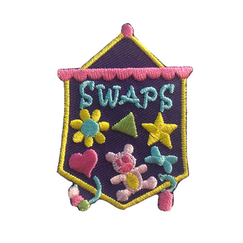 GSMWLP SWAPS Banner Fun Patch