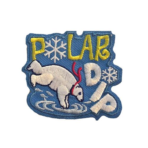 GSMWLP Polar Dip Fun Patch