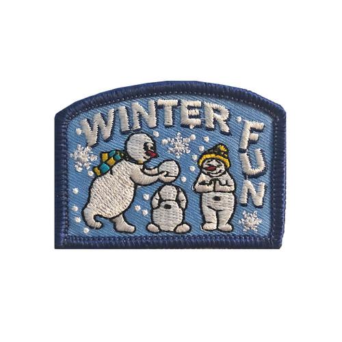 GSMWLP Winter Fun Fun Patch