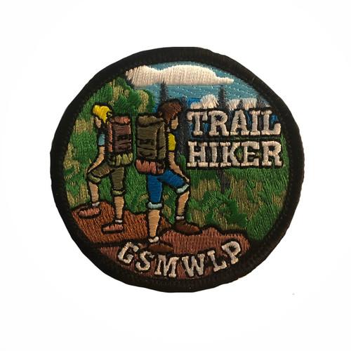 GSMWLP Trailhiker Patch