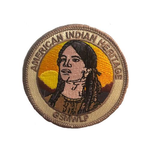 GSMWLP American Indian Heritage Pat