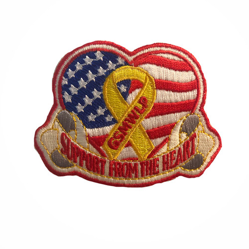 GSMWLP Support from the Heart Patch