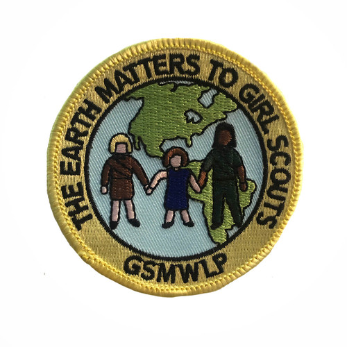 GSMWLP The Earth Matters to Girl Sc