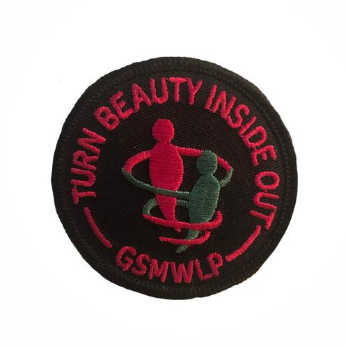 GSMWLP Turn Beauty Inside Out Patch