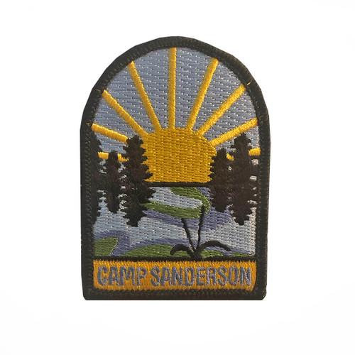 GSMWLP Camp Sanderson Collectible p