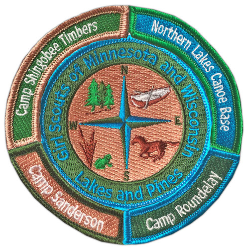 GSMWLP Collectible Camp Patch