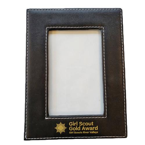 GSRV Gold Award Frame