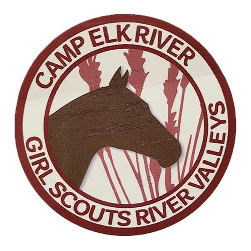GSRV Camp Elk River Sticker
