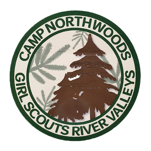 GSRV Camp Northwoods Sticker