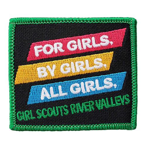 GSRV For Girls, By Girls, All Girls