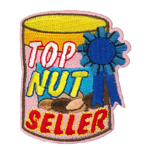 GSRV Top Nut Seller Patch