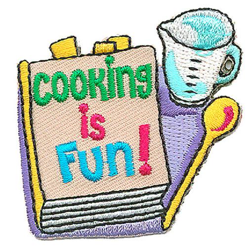 GSRV Cooking is Fun fun patch