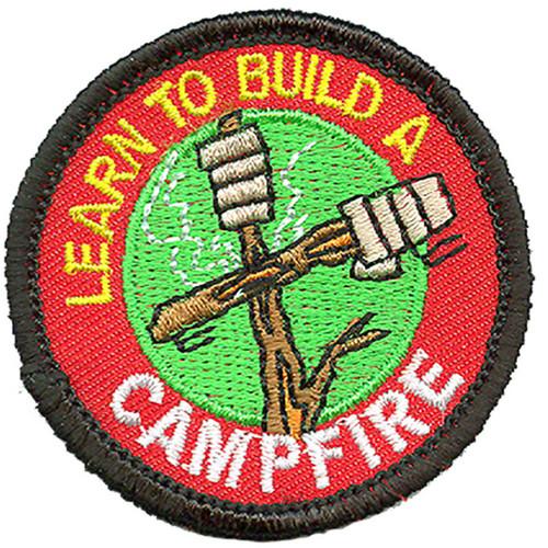 GSRV Learn to Build a Campfire fun